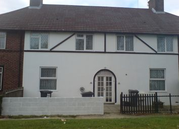 Thumbnail 3 bed terraced house to rent in Montrose Avenue, Edgware