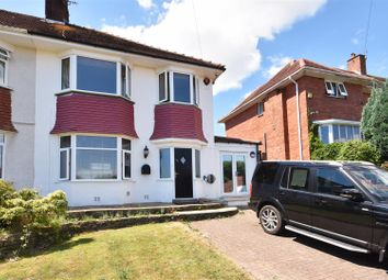 Thumbnail 5 bed semi-detached house for sale in Cherry Grove, Sketty, Swansea