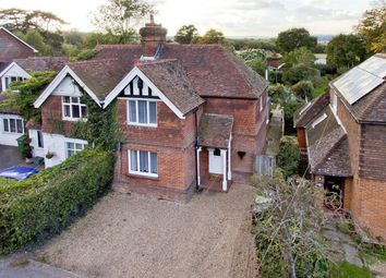 Thumbnail 3 bed semi-detached house for sale in Station Cottage, Station Road, Northiam, East Sussex