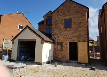 Thumbnail 4 bed detached house for sale in Laund Avenue, Belper