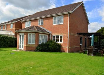 Thumbnail 4 bed detached house for sale in Brierley Close, Snaith