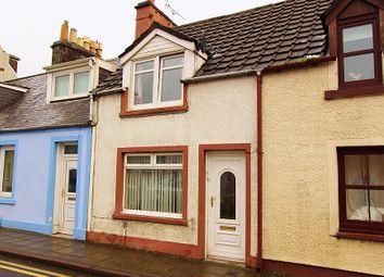 Thumbnail 4 bed terraced house for sale in 22 Sheuchan Street, Stranraer