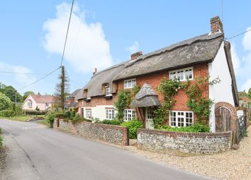 Thumbnail 3 bed cottage for sale in Yew Tree Road, North Waltham, Basingstoke