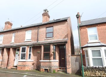 Thumbnail 2 bed end terrace house for sale in Belvoir Street, Mapperley, Nottingham
