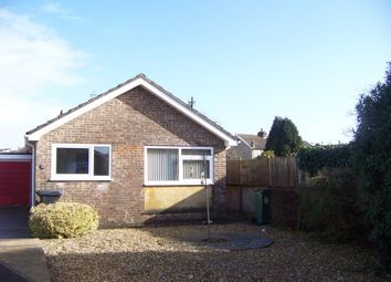 Thumbnail 2 bed bungalow to rent in Oakdale Gardens, Worle, Weston-Super-Mare