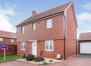Thumbnail 4 bed detached house for sale in Ravelin Close, Stratford-Upon-Avon