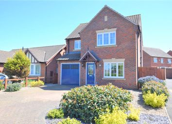 Thumbnail 3 bed detached house for sale in Samuel John Way, Skegness