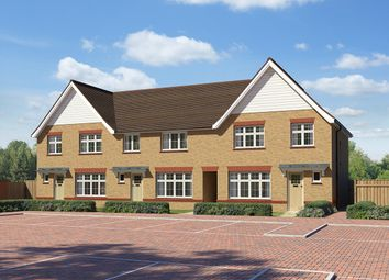 "Thumbnail 3 bed terraced house for sale in ""Warwick 3"" at Roman Way, Rochester"