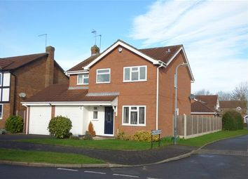 Thumbnail 4 bed detached house for sale in Warwick Drive, Atherstone