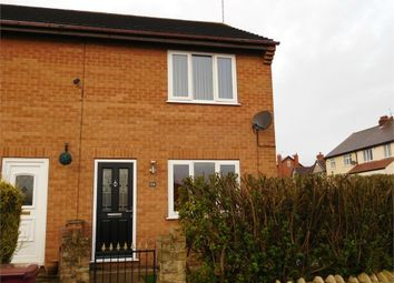 Thumbnail 3 bed semi-detached house for sale in Franklin Avenue, Whitwell, Worksop, Nottinghamshire