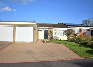 Thumbnail 2 bed semi-detached bungalow for sale in Uplands Way, Halesworth, Suffolk