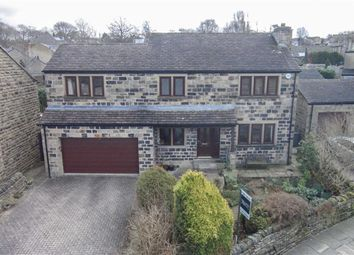 Thumbnail 4 bed detached house for sale in Smithy Lane, Wilsden, West Yorkshire