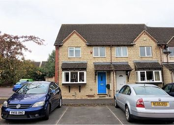 Thumbnail 3 bed end terrace house for sale in The Cornfields, Bishops Cleeve, Cheltenham