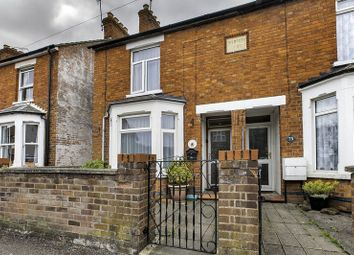 Thumbnail 3 bed terraced house to rent in Western Road, Fenny Startford, Milton Keynes