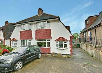 Thumbnail 3 bed semi-detached house for sale in Chase Way, Southgate