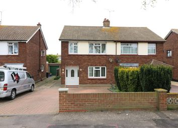 Thumbnail 3 bedroom semi-detached house to rent in Elm Road, Shoeburyness, Southend-On-Sea