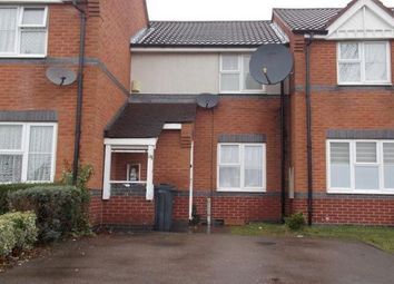 Thumbnail 2 Bed Terraced House For Sale In Priory Gateway Bordesley Green Birmingham