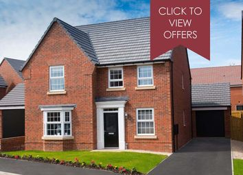 "Thumbnail 4 bed detached house for sale in ""Holden"" at Woodcock Square, Mickleover, Derby"