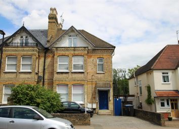 Thumbnail 2 bed flat for sale in Chase Green Avenue, Enfield