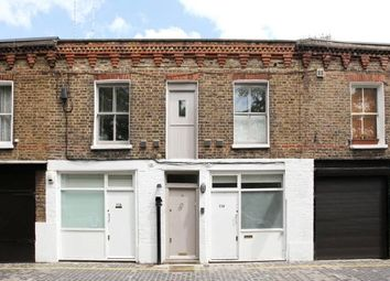 Thumbnail 2 bed flat for sale in Hansard Mews, London