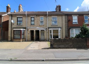 Thumbnail 3 bed terraced house to rent in Bramford Road, Ipswich