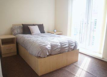 Thumbnail Studio to rent in Studio Apartment, With Juliette Balcony, Bywater House, Edgbaston, Birmingham