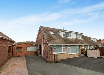 Thumbnail 4 bed semi-detached house for sale in Moor Park Gardens, Dewsbury