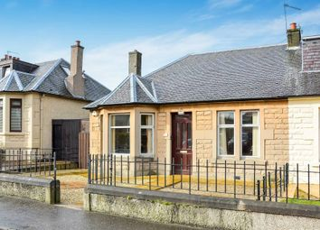Thumbnail 3 bedroom semi-detached bungalow for sale in 57 Britwell Crescent, Craigentinny