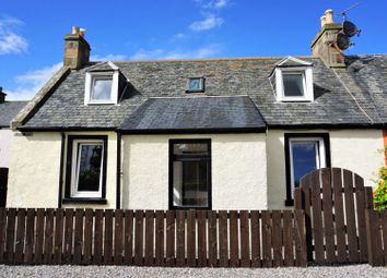 2 bed end terrace house for sale in Ferry Row, Invergordon IV18