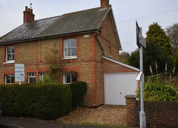 Thumbnail 3 bed semi-detached house for sale in Chobham Road, Knaphill, Woking
