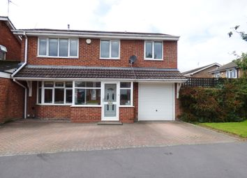 Thumbnail 5 bedroom link-detached house for sale in Glenwood Gardens, Coventry
