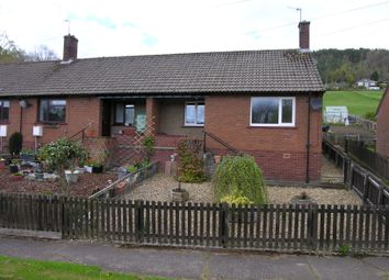 Thumbnail 1 bed terraced bungalow to rent in Addycombe Gardens, Rothbury, Morpeth