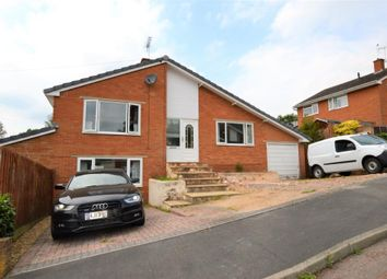 Thumbnail 5 bed detached bungalow for sale in Lame Johns Field, Crediton, Devon