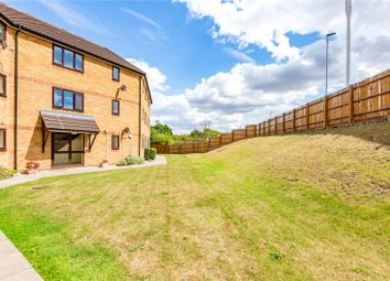 Thumbnail 1 bed flat for sale in Messant Close, Harold Wood
