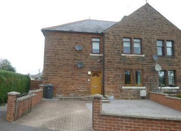 Thumbnail 2 bed flat for sale in Rosevale Street, Dumfries