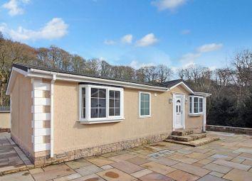 Thumbnail 2 bedroom mobile/park home for sale in Gelder Clough, Heywood