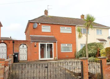 Thumbnail 3 bed semi-detached house for sale in Millground Road, Withywood, Bristol
