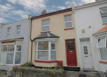Thumbnail 3 bedroom terraced house for sale in Victory Street, Keyham, Plymouth