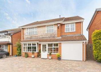 Balsall Street East, Balsall Common CV7. 5 bed detached house for sale