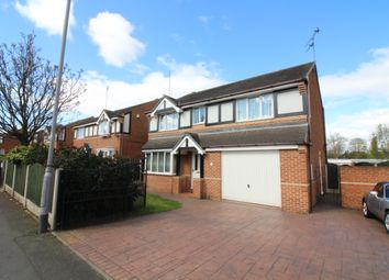 Thumbnail 5 bed detached house for sale in Grove Terrace, Hemsworth, Pontefract