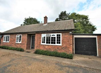 Thumbnail 2 bed bungalow to rent in The Bungalow, Fittocks Stud, Cheveley, Newmarket