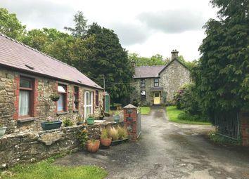 Thumbnail 7 bed detached house for sale in Glynarthen, Llandysul