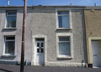 Thumbnail 2 bedroom terraced house for sale in Forbes Street, Plasmarl, Swansea