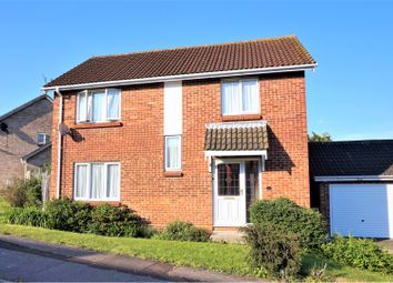 Thumbnail 4 bed detached house for sale in Dunnock Way, Colchester