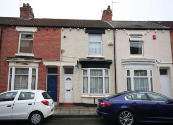 Thumbnail 2 bedroom terraced house for sale in Haddon Street, Middlesbrough
