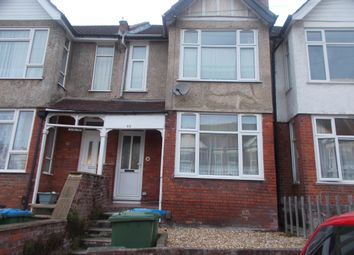 Thumbnail 5 bed shared accommodation to rent in Tennyson Road, Southampton