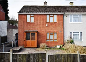 Thumbnail 3 bed semi-detached house for sale in Kings Weston Lane, Bristol