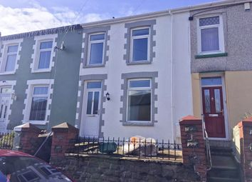 Thumbnail 3 bed terraced house to rent in School Street, Wattstown -, Porth