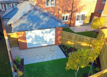 Thumbnail 1 bedroom semi-detached bungalow for sale in The Bakehouse, Rectory Road, Caversham, Reading