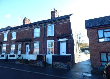 Thumbnail 2 bed end terrace house for sale in 411 Sprowston Road, Norwich, Norfolk